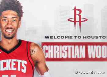 Rockets Acquire Christian Wood