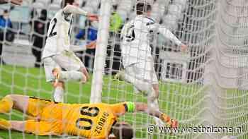 Champions League-held kopt Juventus in blessuretijd naar achtste finale
