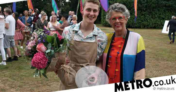 Great British Bake Off 2020: Laura Adlington in tears as she leads tributes to winner Peter Sawkins