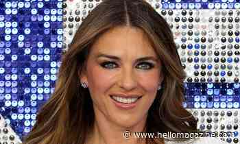 Elizabeth Hurley causes stir with electrifying lingerie photo