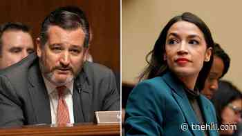 Ocasio-Cortez, Cruz trade jabs over COVID relief: People 'going hungry as you tweet from' vacation