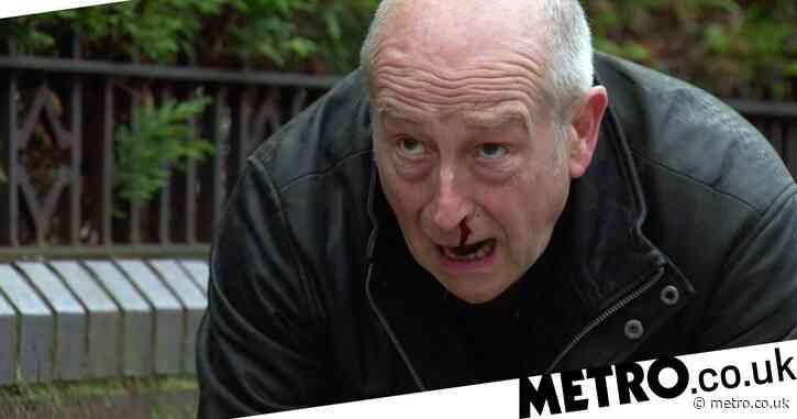 Coronation Street spoilers: Tim Metcalfe violently attacks evil dad Geoff