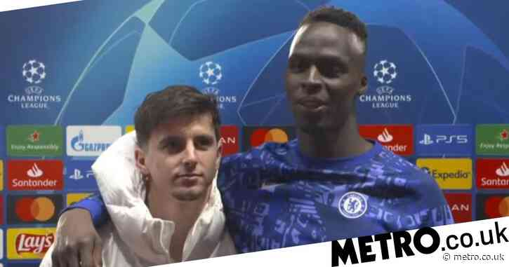 Edouard Mendy speaks out as Chelsea qualify for Champions League knockout stage with Rennes win