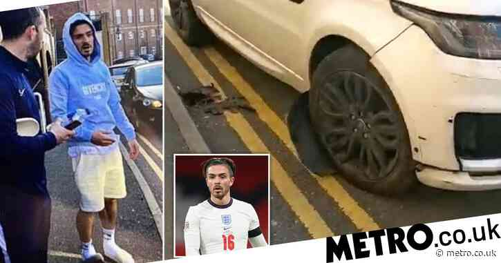 Grealish in guilty plea over crash the morning after bash