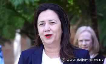 Scott Morrison warns Annastacia Palaszczuk not to shut her borders again