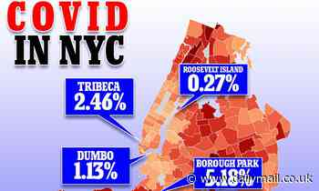 Cuomo WON'T shut all of NYC for neighborhoods with Covid outbreaks