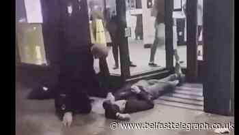 Dad of man hurt in Belfast McDonald's fracas was murdered in attack by gang