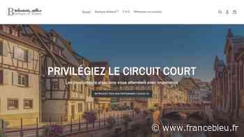 La nouvelle éco : un étudiant de Strasbourg lance son site pour promouvoir les produits locaux en confinement - France Bleu
