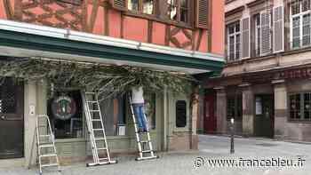 Coronavirus : ce qu'il va rester de Strasbourg capitale de Noël cette année - France Bleu