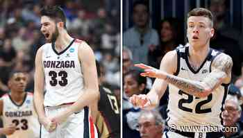 Grizzlies sign Killian Tillie and Sean McDermott to two-way contracts
