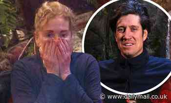 I'm A Celebrity: Beverley Callard calls Vernon Kay's Splash! 'stupid' forgetting he used to host it