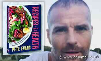 Pete Evans' pathetic response to being dumped by his publisher
