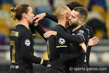 Barca stroll into last 16 after thrashing Dynamo Kiev