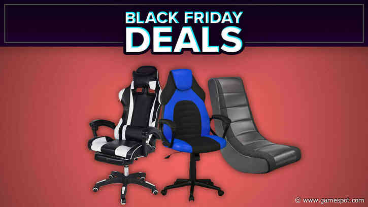 Best Black Friday 2020 Gaming Chair Deals