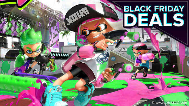 Black Friday Switch Deal Will Drop Splatoon 2 To Its Lowest Price Yet