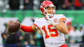 Patrick Mahomes says he puts ketchup on Thanksgiving meal of turkey and ham