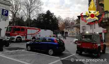 Varese: allarme fuga di gas alla Motta - La Prealpina