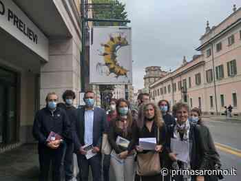 Time to Start: a Varese 20 pannelli artistici in vendita per sostenere i progetti contro la povertà - Prima Saronno