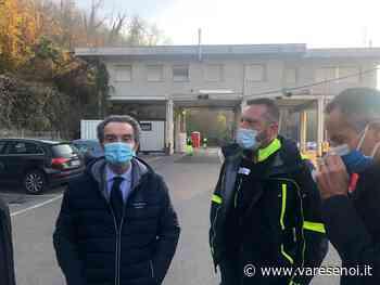 Il presidente Fontana in visita alle Fontanelle: «Dati incoraggianti anche da Varese, ma dobbiamo imparare a convivere con il virus» - VareseNoi.it