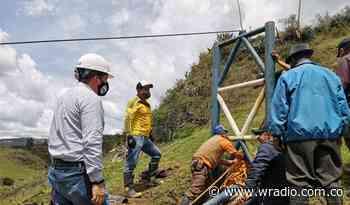 Más de 1.500 habitantes en Tópaga se podrían quedar sin agua potable por el invierno - W Radio