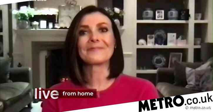 Kym Marsh addresses rumours of a Hear'Say reunion: 'We have reconnected'