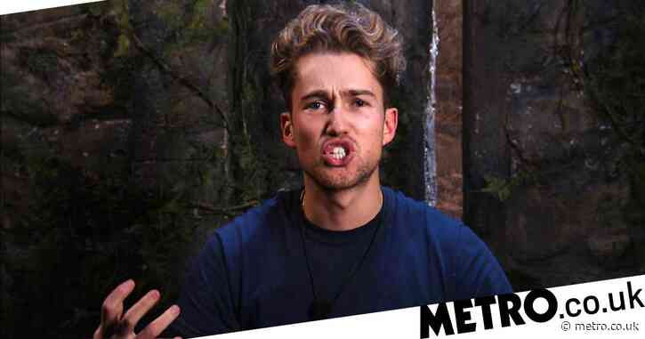 I'm A Celebrity 2020: AJ Pritchard makes dig at Shane Richie's cleaning skills