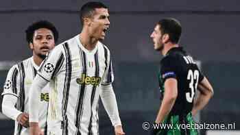Bekijk hier hoe diep Juventus en Cristiano Ronaldo vanavond moesten gaan