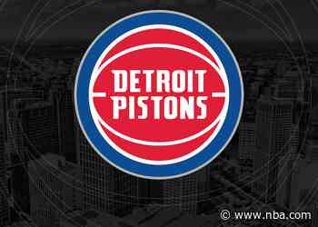 Detroit Pistons Acquire Rights to Saben Lee Along With Center Tony Bradley