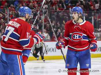 Hickey: Underappreciated centre Danault essential to Canadiens' success