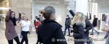 Place Rosemère: l'organisatrice du rassemblement antimasque travaille pour la Sécurité publique