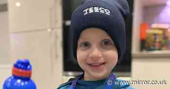 Toddler who loves Tesco so much it was one of his first words gets own uniform