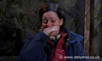 I'm A Celebrity UK 2020: Ruthie Henshall breaks down in tears as she battles with first 'low' day