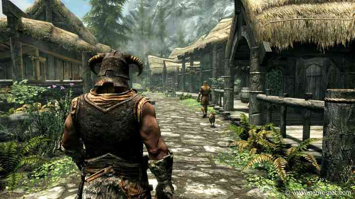 Skyrim On Xbox Series X Can Run At 60 FPS Thanks To Console Mods