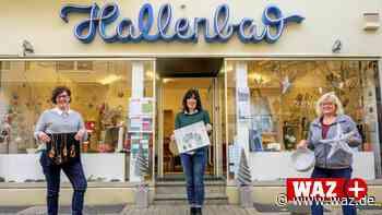 Herne: Acht kreative Frauen verkaufen in Wanne Dekoratives - Westdeutsche Allgemeine Zeitung