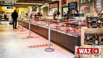 Herne: Supermarkt plant Einlasskontrollen zu Weihnachten - Westdeutsche Allgemeine Zeitung