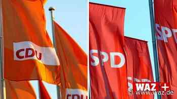 Herne: Rats-Koalition von SPD und CDU wird fortgesetzt - Westdeutsche Allgemeine Zeitung