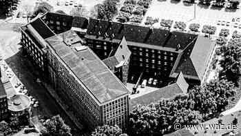 Hochschule für Polizei würde Gedenkstätte in Herne begrüßen - Westdeutsche Allgemeine Zeitung