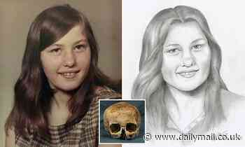 Detectives determine skull discovered in Oregon woodland belonged to teen who vanished in 1976