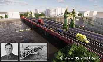 Jobsworths say it will take SEVEN YEARS and £140m to repair Hammersmith Bridge, but a fix is at hand