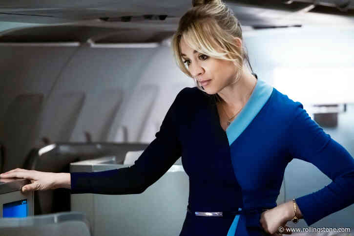 'The Flight Attendant': Kaley Cuoco Reaches New Heights - Rolling Stone