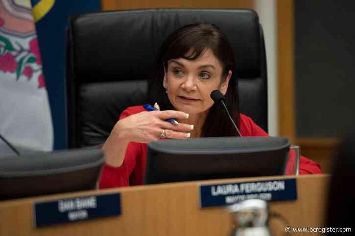 San Clemente councilwoman censored by colleagues