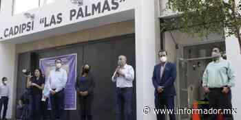Inaugura Guadalajara el nuevo edificio de Cadipsi en la colonia Rincón del Agua Azul - EL INFORMADOR