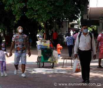 Minsalud reporta que son 29.410 casos de coronavirus en Cartagena - El Universal - Colombia
