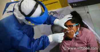 Coronavirus en CDMX: en tan sólo un día se detectaron 1,200 contagios gracias a pruebas rápidas de kioscos - infobae
