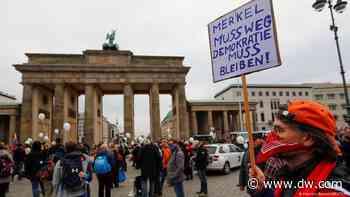 Coronavirus: Alemania intenta salvar la Navidad - DW (Español)