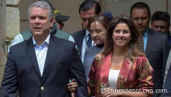 Primera dama de Colombia da positivo por coronavirus, según Presidencia - CNN