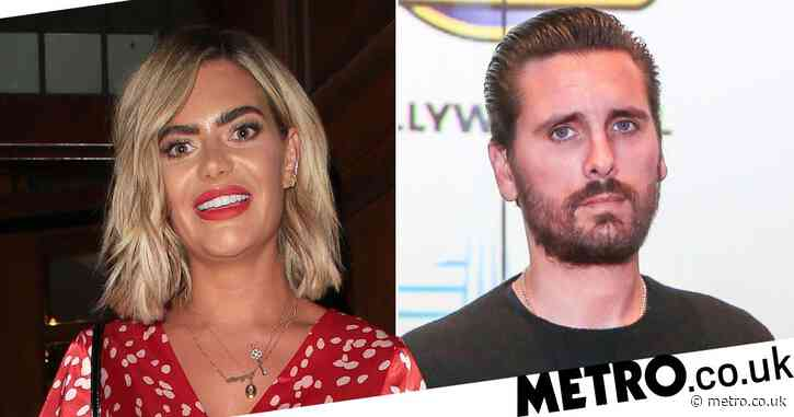 Megan Barton-Hanson addresses Scott Disick's bizarre DM: 'I didn't know if it was a joke or if Eyal sent it'