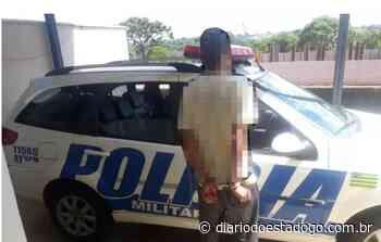 Homem é preso suspeito de estuprar enteada, em Aparecida de Goiânia - Diário do Estado