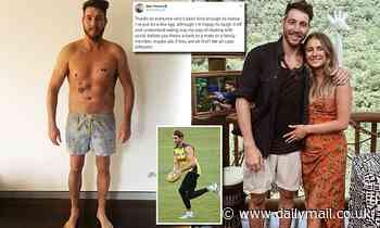 Retired AFL star Dale 'Daisy' Thomas hits back at online trolls calling him fat on Twitter