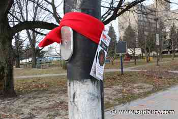HIV Awareness Week is on in Sudbury with the launch of Red Scarf campaign